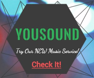 YouSound – Our NEW and Better Online Music Service! ;-)
